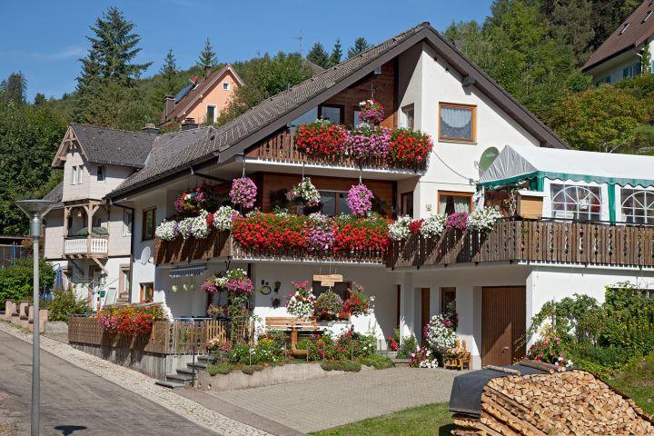 Unser Blumen Haus