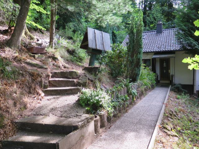 das kleine Waldhaus