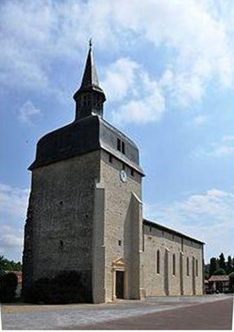 Kirche Magescq