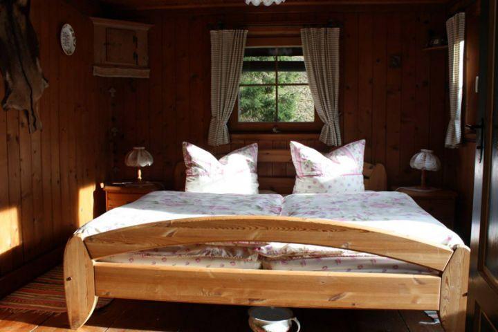Das Doppelzimmer mit Balkon
