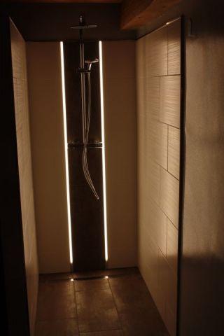 Einstiegslose Dusche