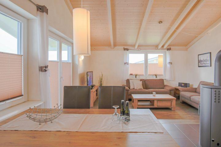 5 sterne luxushaus direkt an der nordsee sauna kamin. Black Bedroom Furniture Sets. Home Design Ideas