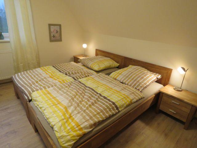 Schlafraum 3 Betten