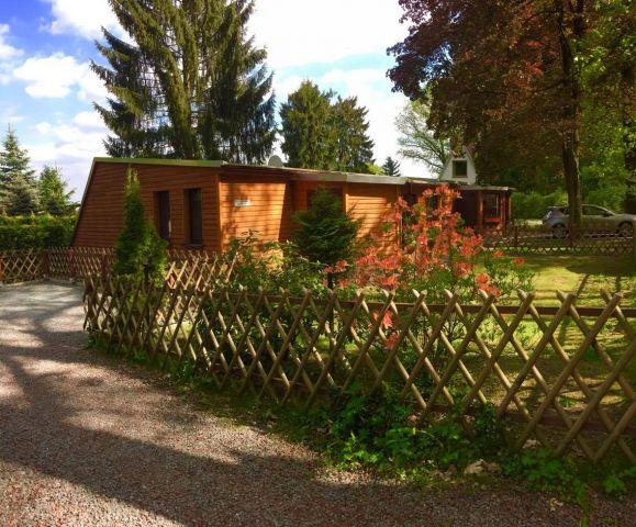 Eingang Ferienhaus Waldblick