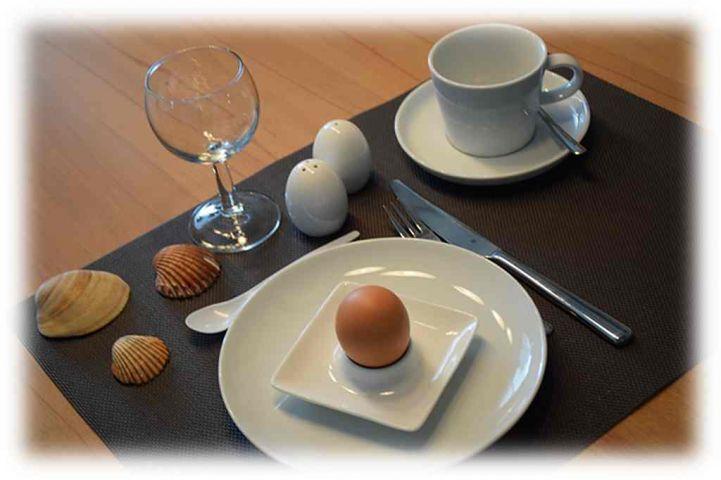 Frühstücks Impressionen - so fängt der Tag gut an