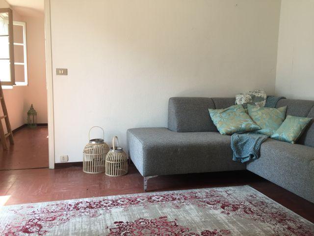 Appartement Breva  das Wohnzimme