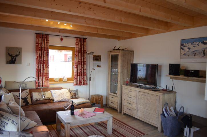 Ferienhaus Gamsbock mit Sauna im Allgäu
