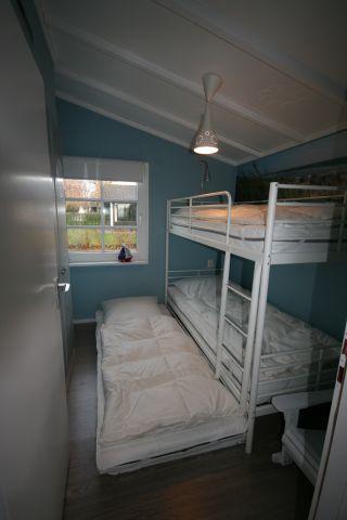 Kinderzimmer mit Ausziehbett