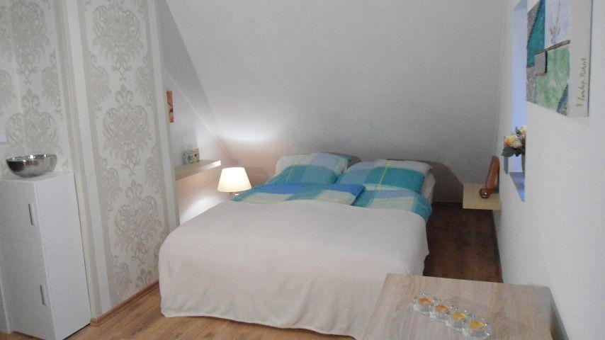 Dachgeschoss Schlafplatz