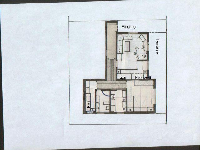 Lageplan Wohnung