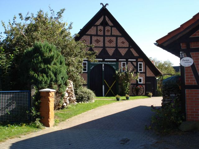 FeWo-Unterkunft im historischen  Bauernhaus