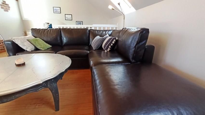 Das gemütliche Sofa
