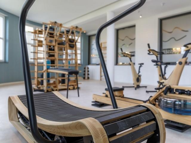 Fitnessraum in der Alten Seefahrtschule