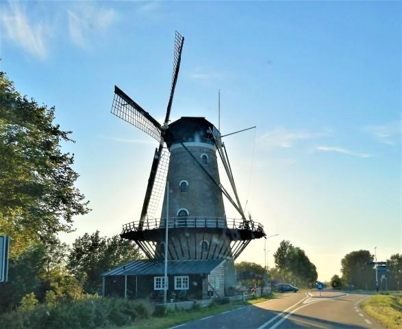 Die Stadtmühle am Ortseingang