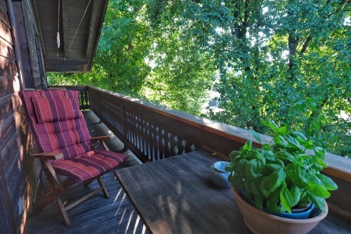 Balkon vor Schlafzimmer 1
