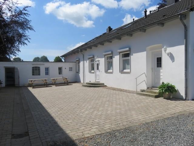 Innenhof - Eingang FeWo
