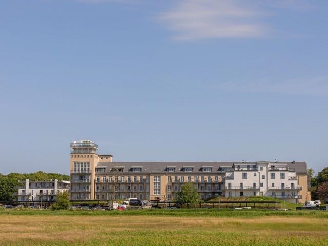Die Alte Seefahrtschule im Ostseebad Wustrow