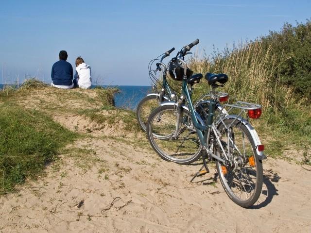 Ideal für Radtouren