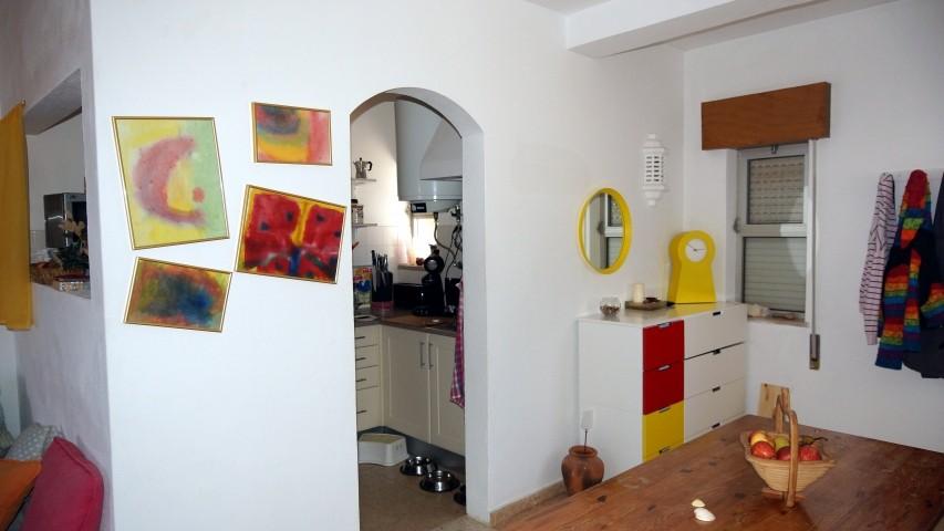 Zugang zur Küche