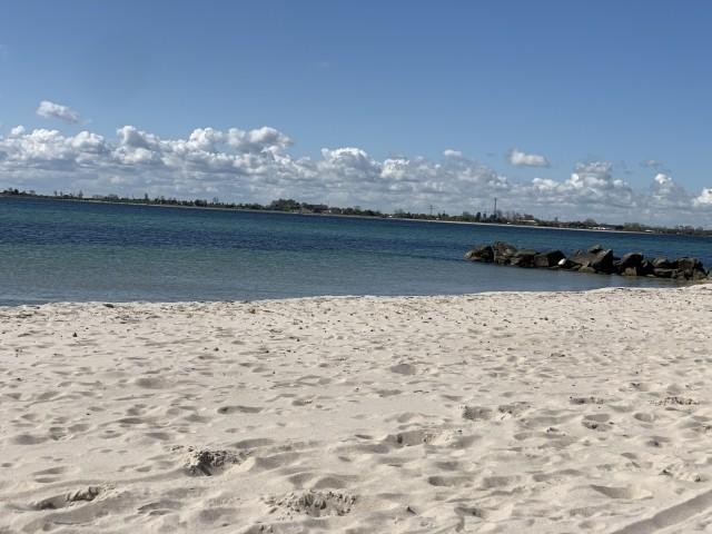 Strand am Fehmarnsund