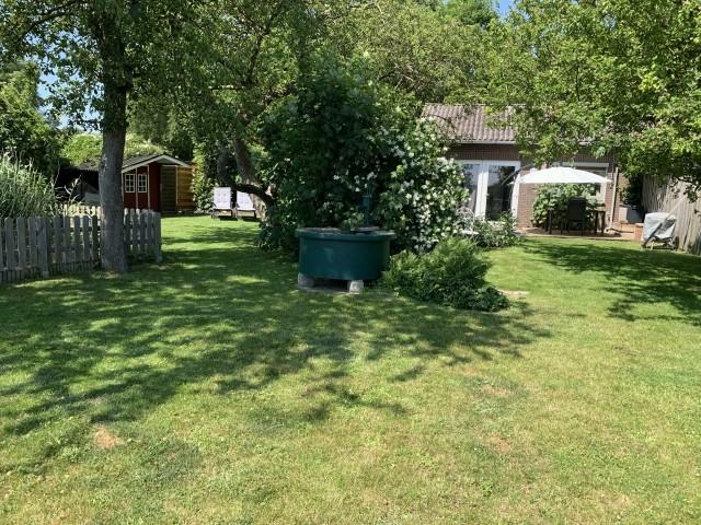 Wohnung mit großem Garten