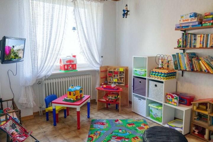 Jede Menge Spielzeug für die Kleinen