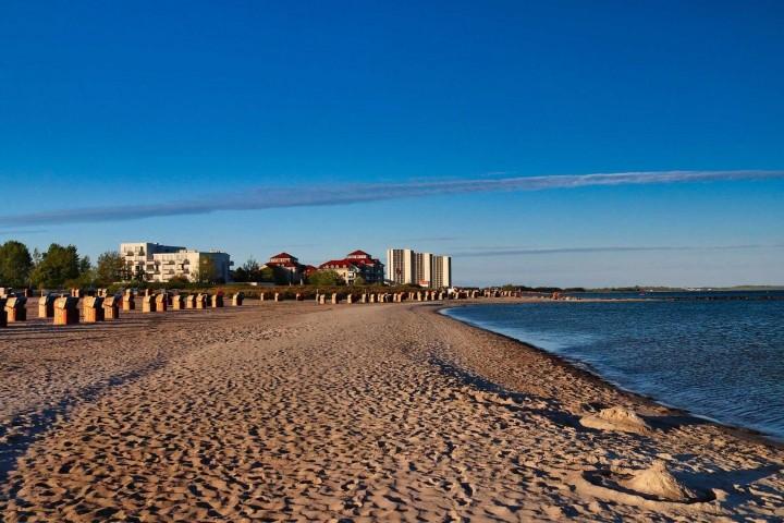 Traumhafter Strand für tolle Tage mit der Familie