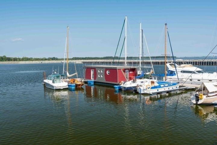 Hausboot Lewisia
