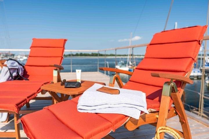Entspannung pur mit Ostsee-Flair