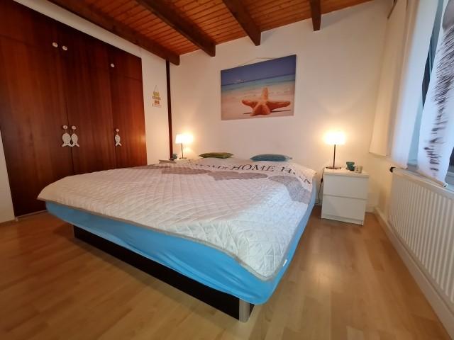 Ferienhaus mit extra großem Wasserbett