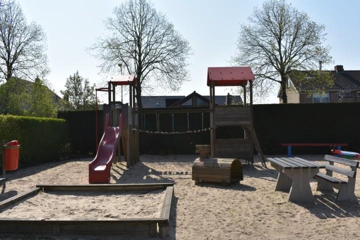 Spielplatz auf Parc