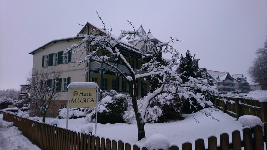 es ist Winter :-)