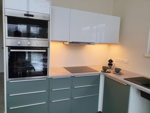 Küche, ausgestattet für 6 Personen