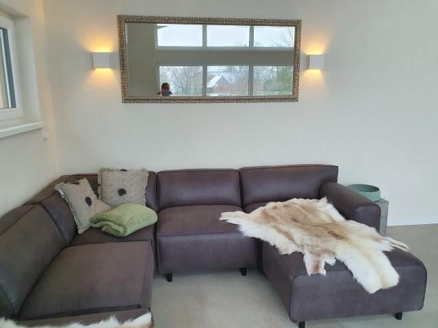 Gemütliche Couchlandschaft