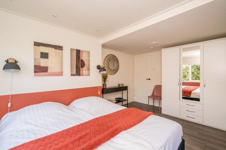 Schlafzimmer 1 mit 2 Luxus Einzelbetten