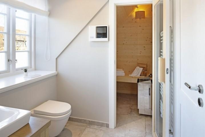 Badezimmer 3 mit Sauna