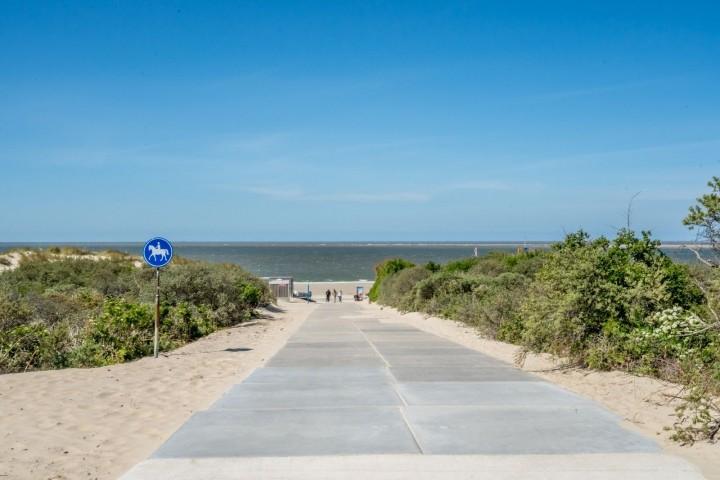 Strandübergang Renesse