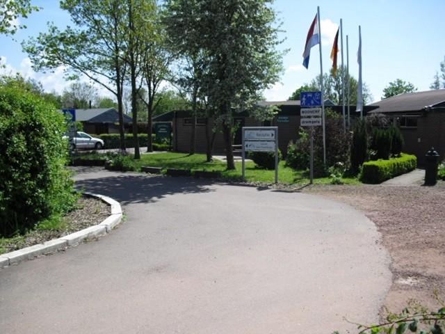 Eingang Park