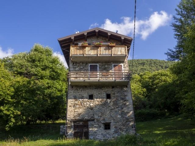 Außensicht Casa Alba