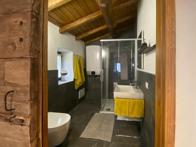 Badezimmer Casa Alba