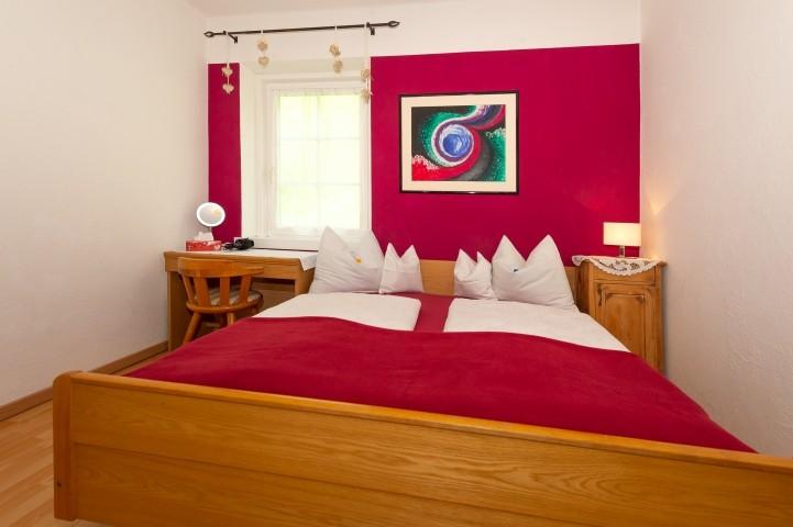 Ferienwohnung Residence Schlafzimmer Nord