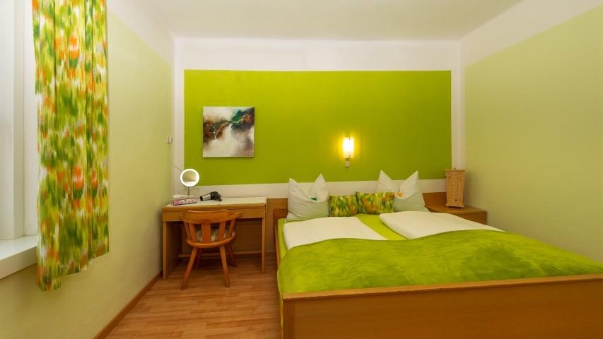 Ferienwohnung Residence Schlafzimmer West