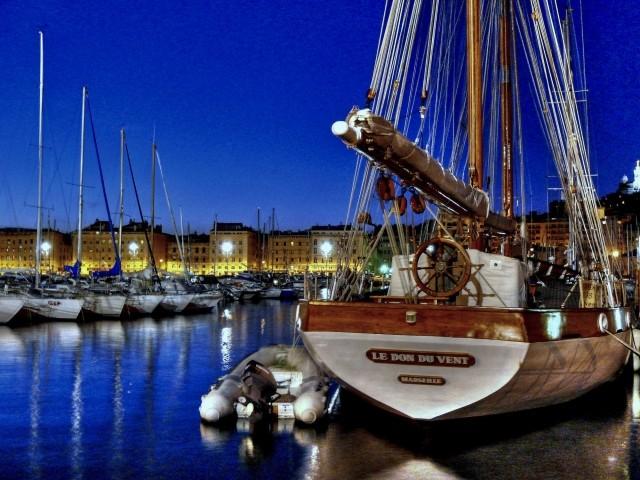 Ausflug nach Marseille (1 Std. Fahrt)