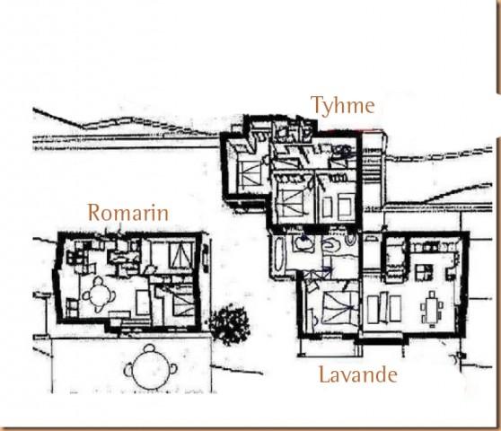 Grundriss (der unbedingt neu gezeichnet werden müsste)