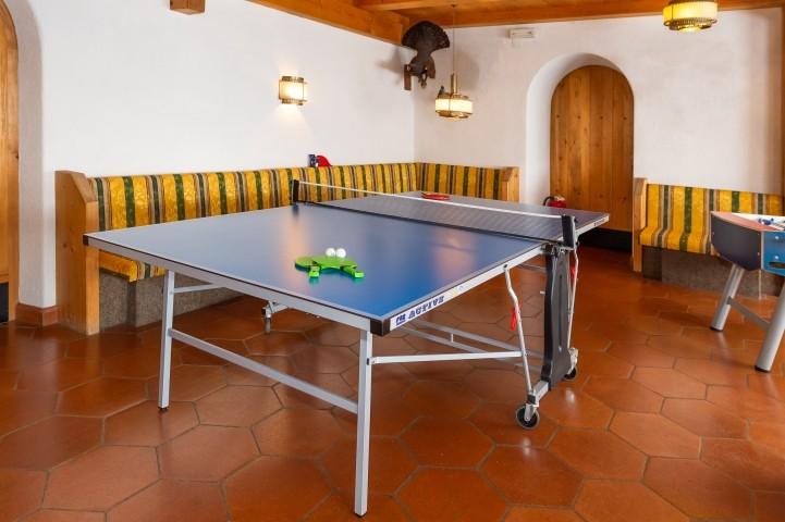 Ferienwohnung Sun Apart Tischtennis Tisch