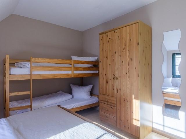 Gemütliches Schlafzimmer für die ganze Familie