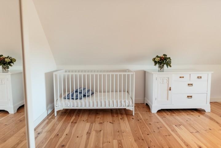 Gerne stellen wir Ihnen ein Babybett zur Verfügung
