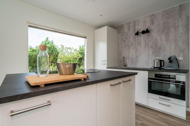 Die neue offene Küche mit alle comfort