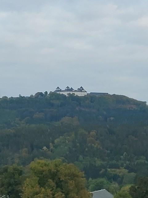 Schloß Augustusburg - von der Haustür aus zu erwandern