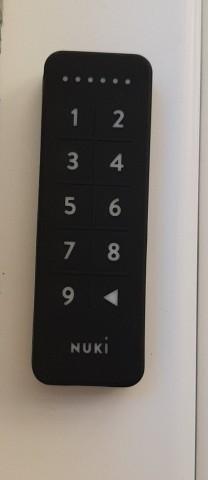 Schlüsselloser Zugang mit Keyoad